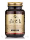 Folate 1000 mcg (as Metafolin®) - 120 Tablets