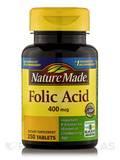 Folic Acid 400 mcg 250 Tablets