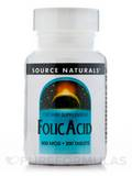 Folic Acid 800 mcg - 200 Tablets