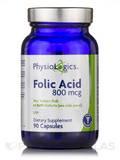 Folic Acid 800 mcg 90 Capsules