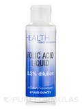 Folic Acid Liquid - 4 fl. oz