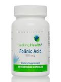 Folinic Acid - 60 Vegetarian Capsules