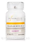 Foliplex with B-12 Raspberry Flavor - 60 Tablets