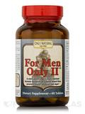 For Men Only II - 60 Tablets