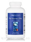 For Women Only 180 Vegetarian Capsules