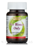 For Women Only 30 Tablets