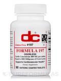 Formula 197 90 Tablets