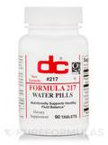 Formula 217 Water Pills - 90 Tablets