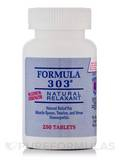 Formula 303 (Maximum-Strength) - 250 Tablets