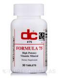 Formula 75 - 30 Tablets