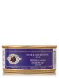 Four-Star Nutritionals® Duck & Chicken Pâté for Cats - 5.5 oz (155 Grams)