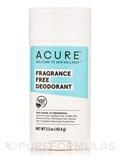 Fragrance Free Deodorant - 2.2 oz (62.4 Grams)