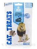 Freeze Dried Cat Treats, Minnows - 0.5 oz (14.2 Grams)