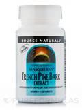 French Pinebark 50 mg - 120 Tablets