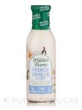 French Vanilla Naturally Flavored Coffee Creamer - 12 fl. oz (355 ml)