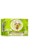 Fresh Coconut Body Soap Bar - 3.8 oz
