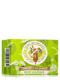Fresh Coconut Body Soap Bar - 3.8 oz