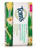 Fresh Eucalyptus Natural Beauty Bar with Raw Shea Butter - 5 oz (141 Grams)