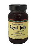 Royal Jelly in Honey (50,000 mg) - 6.2 oz (177 Grams)