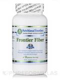 Frontier Fiber Powder - 30 Vegetarian Servings (6.21 oz / 176 Grams)