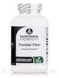 Frontier Fiber Powder - 30 Vegetarian Servings (6.21 oz / 176 Grams)