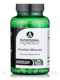 Frontier Minerals 120 Vegetarian Capsules