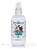 Frontier Pets Flea & Tick Spray for Dogs & Cats - 8 oz (236 ml)