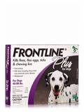 Frontline® Plus for Dogs (45-88 lbs) - 6 Applicators