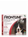 Frontline® Plus for Dogs (89-132 lbs) 3 Applicators