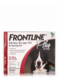 Frontline® Plus for Dogs (89-132 lbs) 6 Applicators