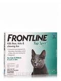 Frontline® Top Spot® for Cats and Kittens (8 weeks or older) 6 Applicators