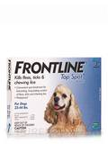 Frontline® Top Spot® for Dogs (23-44 lbs) - 3 Applicators