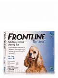 Frontline® Top Spot® for Dogs (23-44 lbs) 6 Applicators
