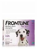 Frontline® Top Spot® for Dogs (45-88 lbs) - 3 Applicators
