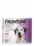 Frontline® Top Spot® for Dogs (45-88 lbs) 6 Applicators