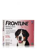Frontline® Top Spot® for Dogs (89-132 lbs) - 3 Applicators