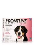 Frontline® Top Spot® for Dogs (89-132 lbs) - 6 Applicators