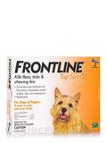 Frontline® Top Spot® for Dogs and Puppies (8 weeks or older and up to 22 lbs) - 3 Applicators