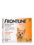 Frontline® Top Spot® for Dogs and Puppies (8 weeks or older and up to 22 lbs) 6 Applicators