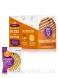 Frosted Oatmeal Raisin Protein Cookie - Box of 12 Packed Cookies (33.84 oz / 960 Grams)