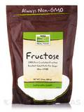NOW Real Food® - Crystalline Fructose - 24 oz (680 Grams)