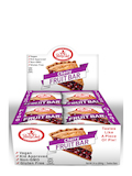 Cherry Fruit Bar - Box of 12 Bars