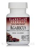 Full Spectrum Agaricus 500 mg 30 Capsules