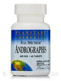 Full Spectrum Andrographis 400 mg 60 Tablets