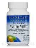 Full Spectrum Antler Velvet 250 mg - 60 Tablets