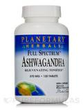 Full Spectrum Ashwagandha 570 mg - 120 Tablets