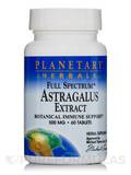 Full Spectrum Astragalus Extract 500 mg 60 Tablets