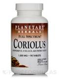 Full Spectrum Coriolus 1000 mg 90 Tablets