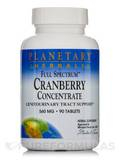 Full Spectrum Cranberry Concentrate 560 mg - 90 Tablets