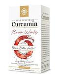Full Spectrum Curcumin Brain Works - 90 Licaps™